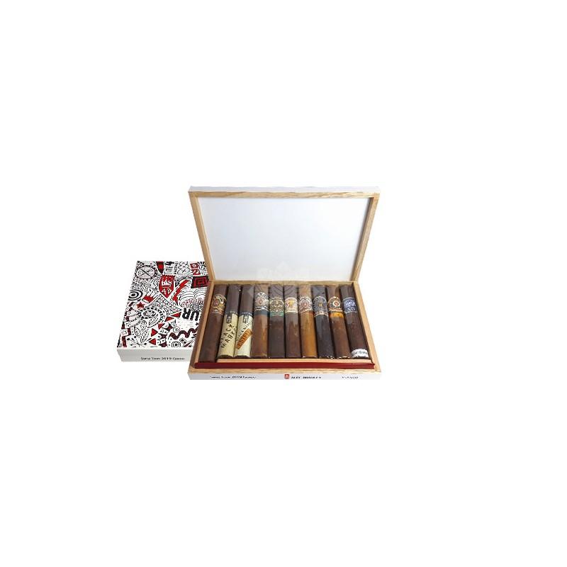 Zigarrencutter LE PETIT Wood Padauk by Les Fines Lames