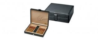 Humidor Zino cuir pour le voyage (10-12 cigares)