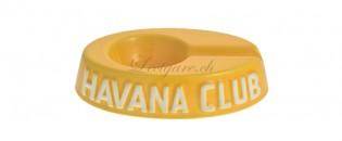 Cendrier Havana club Egoista jaune